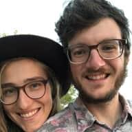 Profile image for pet sitters Karolina & Ryan