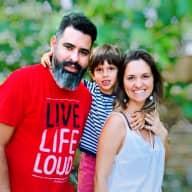 Profile image for pet sitters Ana Paula & Pablo