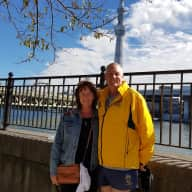 Profile image for pet sitters Ian & Fiona