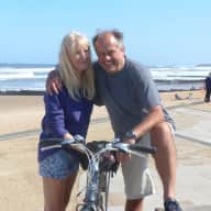 Profile image for pet sitters Trish & Mike