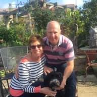Profile image for pet sitters Elizabeth & Richard