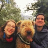 Profile image for pet sitters Jayne & Leopoldo