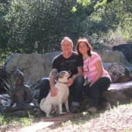 Profile image for pet sitters Steven & Rebecca