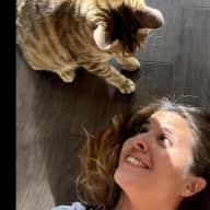 Profile image for pet sitters Verónica & Alvaro