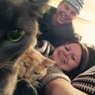 Profile image for pet sitters Mark & Merje