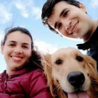 Profile image for pet sitters Julia & Lucas