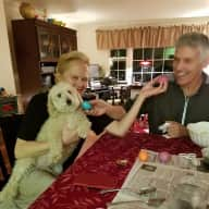 Profile image for pet sitters Barbara & Tom