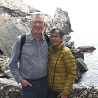 Profile image for pet sitters Barbara & Charles