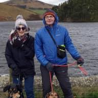 Profile image for pet sitters Nancy & John
