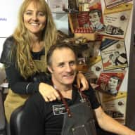Profile image for pet sitters Karin & Neil