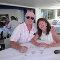 Profile image for pet sitters Paul & Margaret