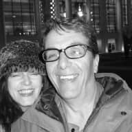 Profile image for pet sitters Judith & Greg