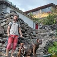 Profile image for pet sitters Martin & Tereza