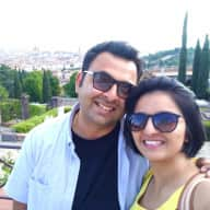 Profile image for pet sitters Dolly & Rahim