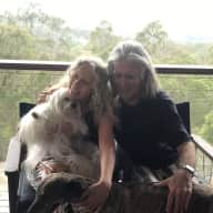 Profile image for pet sitters Amrita & Kurt