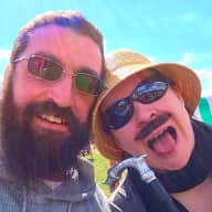 Profile image for pet sitters Michael & Amanda