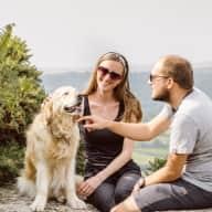 Profile image for pet sitters Suze & Chris