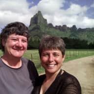 Profile image for pet sitters Lisa & Julie
