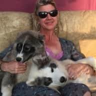 Profile image for pet sitters Hazel & Paul