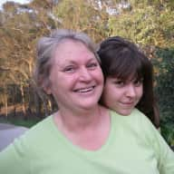 Profile image for pet sitters Fiona & (daughter) Shona