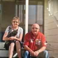 Profile image for pet sitters Lois & Allan
