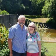 Profile image for pet sitters Sandra & Stanley