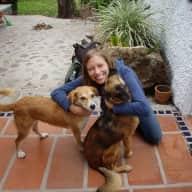 Profile image for pet sitter Alexandra