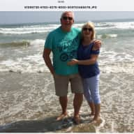 Profile image for pet sitters Sandra & Andrew