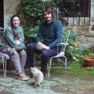 Profile image for pet sitters Maria & Ignacio