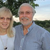 Profile image for pet sitters Christine & David