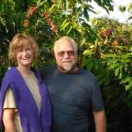 Profile image for pet sitters Deborah & William