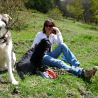 Profile image for pet sitters Samantha & Arnout