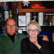 Profile image for pet sitters Wendy & Roger
