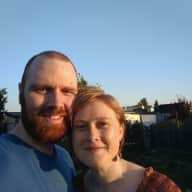 Profile image for pet sitters Rachelle & Braden