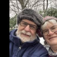 Profile image for pet sitters Frank & Betsey