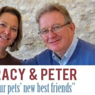 Profile image for pet sitters Peter & Tracy