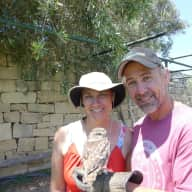 Profile image for pet sitters Mary & Brian