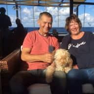 Profile image for pet sitters marion & Paul