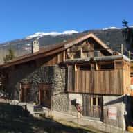 Chalet des Ponts, Savoie, French Alps
