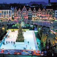 The Christmas Market season in Düsseldorf