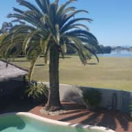 Dog and housesitter for our home on the Gold Coast, with canal water views.
