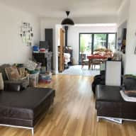 Lovely family home in Windsor, close to everything and one dog looking for cuddles!