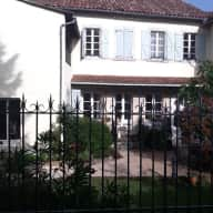 Petsitter for our dog and three cats in France.