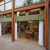 Rockridge Indoor-Outdoor House