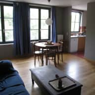 Nice flat in Brussels city center
