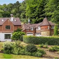 3 nights (possibly extended to 6) Surrey Hills Country house, cosy fires, village pubs, woodland and hill walks....