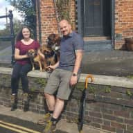 House sitter needed for three dogs in Sandy, Bedfordshire.