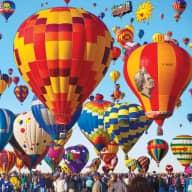 Balloon Fiesta weekend in Albuquerque, NM!
