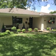 Lovely Dallas home in great location! ELKE and MARCO are very sweet, too!