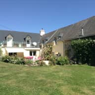 Summer in beautiful rural Normandy by the sea. Steeped in history and near the famous landings of the 2nd World War